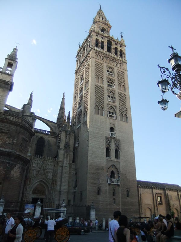 Seville Girelda Tower